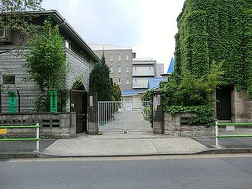 マンション(建物一部)-港区西麻布4丁目 安藤記念幼稚園
