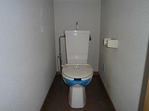 アパート-長野市大字高田 トイレ