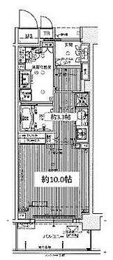 マンション(建物一部)-堺市南区三原台1丁 間取り
