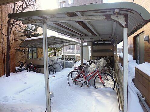 マンション(建物全部)-札幌市西区琴似二条3丁目 自転車置き場