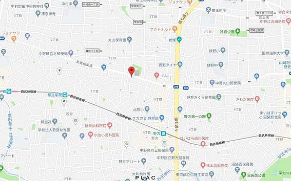 店舗付住宅(建物全部)-中野区野方6丁目 その他