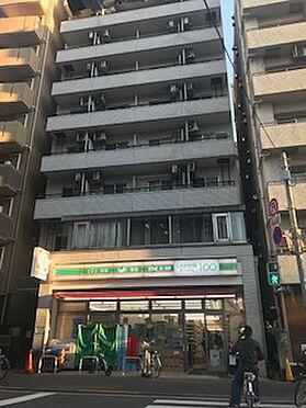 店舗事務所(建物一部)-中央区築地7丁目 外観