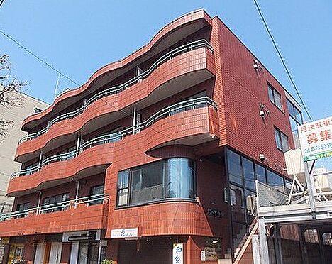 マンション(建物全部)-札幌市中央区南十九条西12丁目 外観