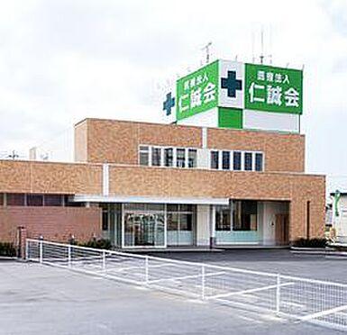 アパート-稲敷郡阿見町大字青宿 阿見第一クリニック(1320m)