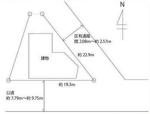 ビル(建物全部)-渋谷区代々木1丁目 区画図