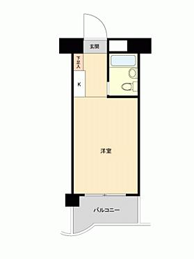 マンション(建物一部)-名古屋市東区東大曽根町 間取り