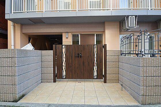 マンション(建物全部)-川崎市川崎区南町 ホテルの様なお洒落なエントランス