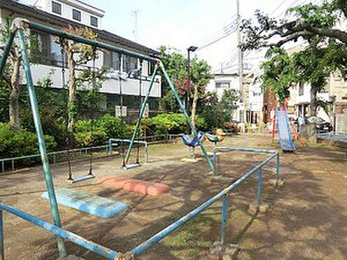 アパート-文京区本郷5丁目 周辺環境:森川町児童遊園