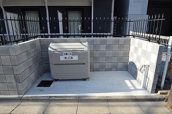 マンション(建物全部)-川崎市川崎区小川町 美観にも配慮した入居者専用ゴミ捨て場付き