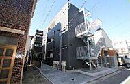 JR総武線「新小岩」駅 一棟売アパート 現地写真