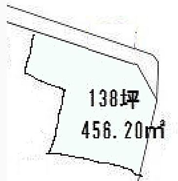 土地-世田谷区野毛1丁目 区画図