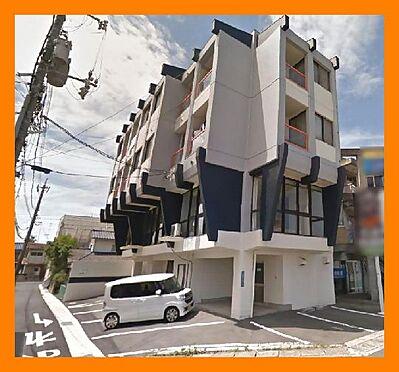 マンション(建物全部)-岡山市南区福富西1丁目 外観