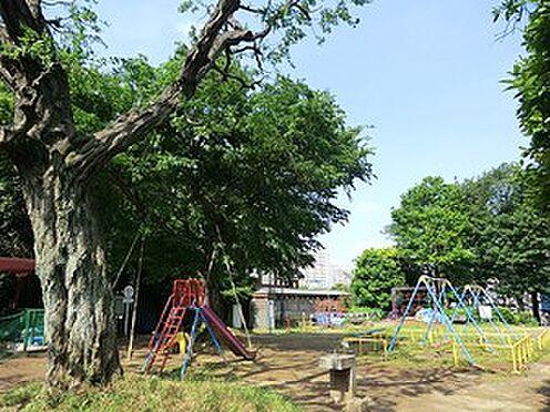 建物全部その他-新宿区大久保2丁目 周辺環境:諏訪の森公園