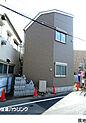 新築アパート 駅徒歩5分以内、未完成