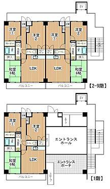マンション(建物全部)-さいたま市岩槻区東岩槻4丁目 3LDKが17戸と駐車場10区画