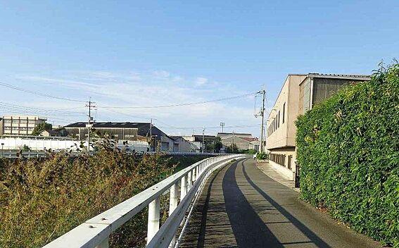工場-堺市美原区太井 周辺
