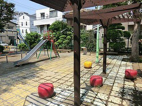 マンション(建物一部)-文京区白山2丁目 周辺環境:井上児童遊園