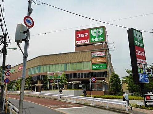 マンション(建物全部)-世田谷区砧7丁目 サミットストア成城店まで607m