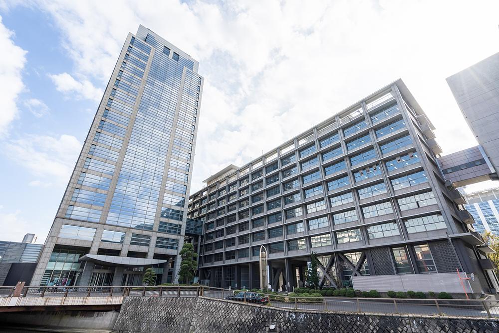 千葉県庁 約370m(徒歩5分)