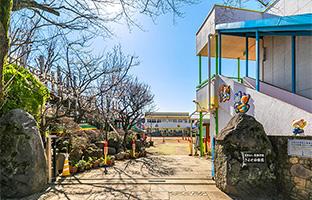 清瀬市立駅前乳児保育園 約180m(徒歩3分)