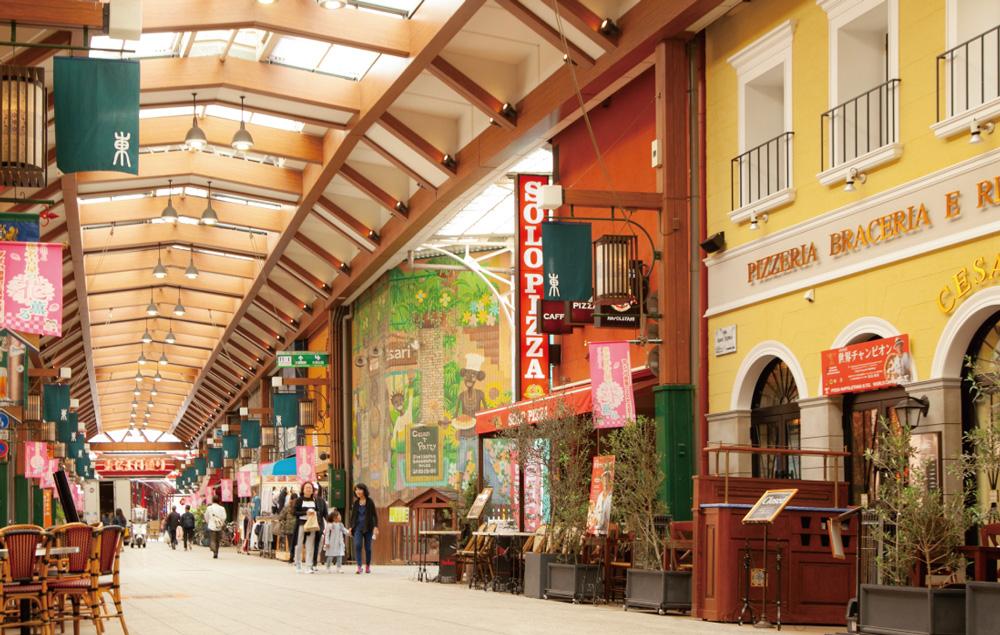 大須商店街(東仁王門通り) 約780m(徒歩10分)