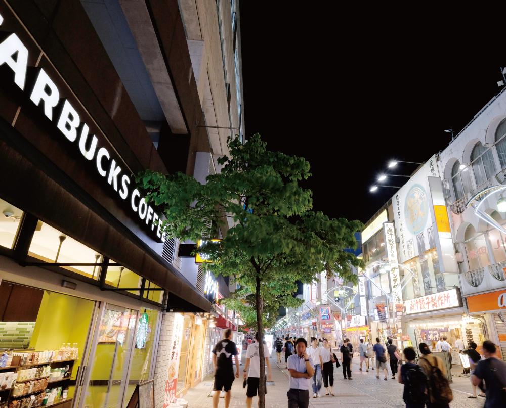 厚木一番街商店街振興組合 約140m(徒歩2分)
