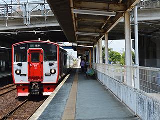 JR「平成」駅 約600m(徒歩8分)