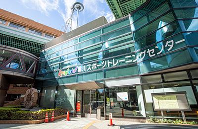 レインボー黒川スポーツトレーニングセンター 約720m(徒歩9分)