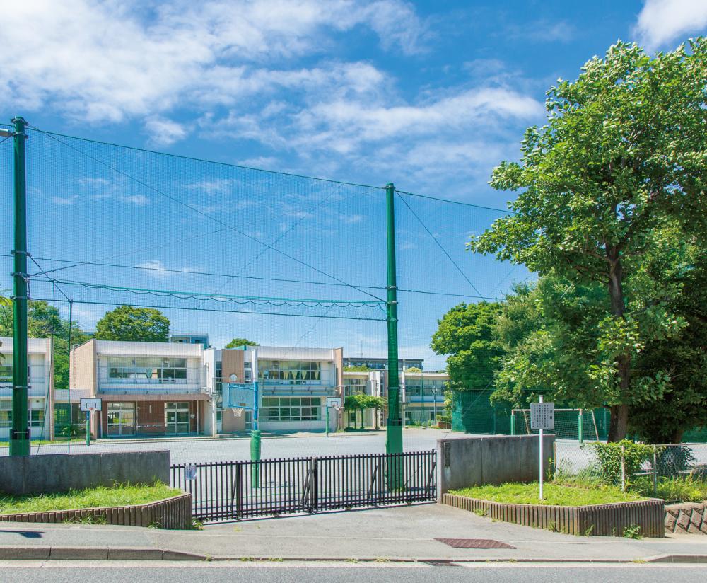 市立汐見台小学校 約570m(徒歩8分)