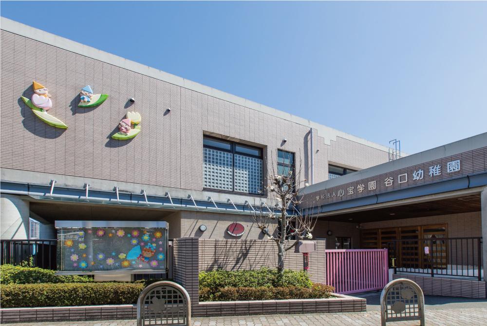 谷口幼稚園 約230m(徒歩3分)
