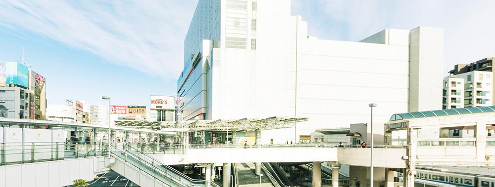 「相模大野」駅 約1,330m(徒歩17分)