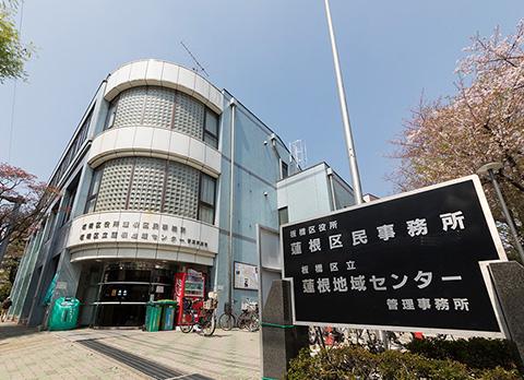 城北公園 約200m(徒歩3分)