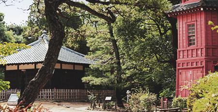 区立哲学堂公園 約610m(徒歩8分)