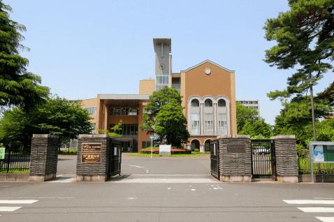 一橋大学 小平国際キャンパス 約750m(徒歩10分)