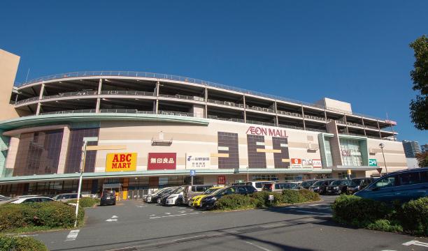 イオンモール北戸田店 約1,220m(徒歩16分)