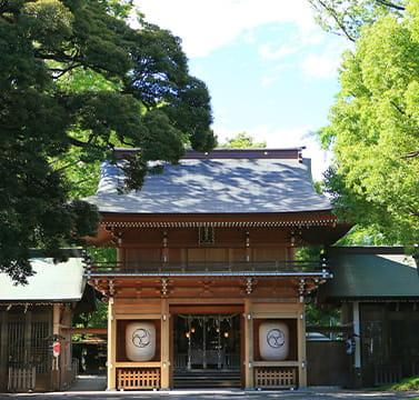八幡大神社 約1,320m(徒歩17分)