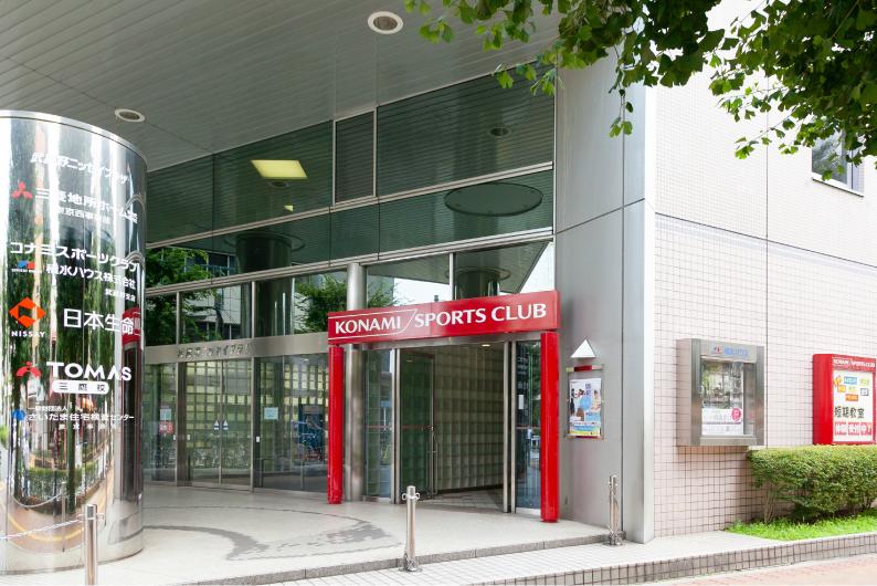 コナミスポーツクラブ武蔵野 約380m(徒歩5分)