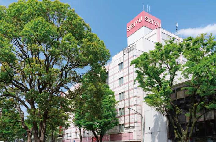 西友 阿佐ヶ谷店 約560m(徒歩7分)
