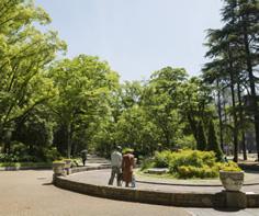 靭公園 約640m(徒歩8分)