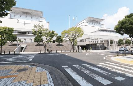 滋賀県立芸術劇場びわ湖ホール 約810m(徒歩11分)