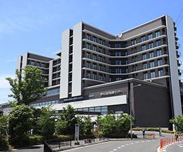 堺市立総合医療センター 約280m(徒歩4分)