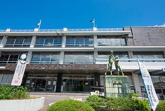 大阪市阿倍野区役所 約810m(徒歩11分)