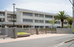 町立府中中央小学校 約400m(徒歩5分)