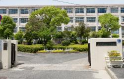町立府中緑ケ丘中学校 約530m(徒歩7分)