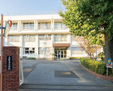 市立江ノ口小学校 約310m(徒歩4分)