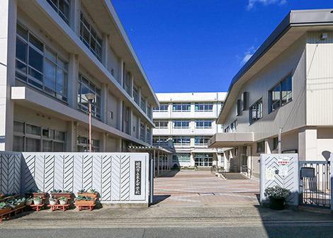 市立東光中学校 約740m(徒歩10分)