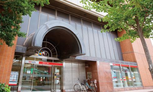 三菱東京UFJ銀行 一宮支店 約750m(徒歩10分)