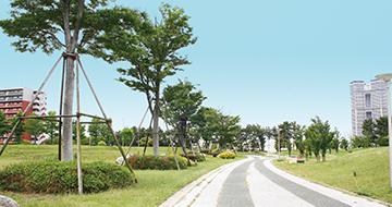香椎浜北公園 約40m(徒歩1分)