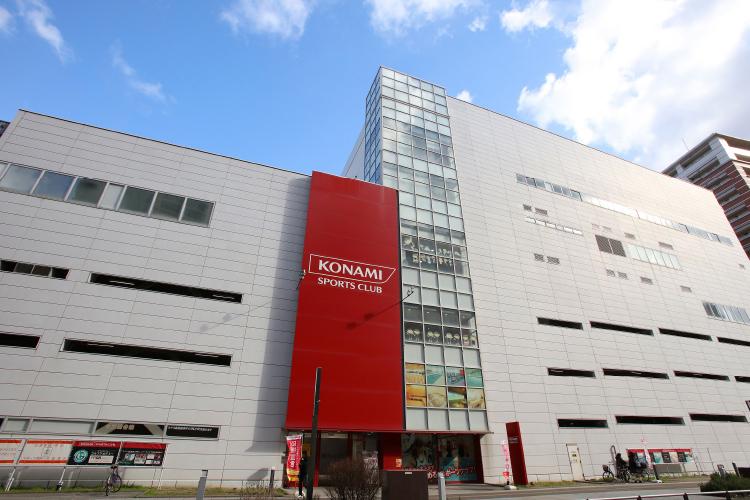 コナミスポーツクラブ福岡香椎 約190m(徒歩3分)