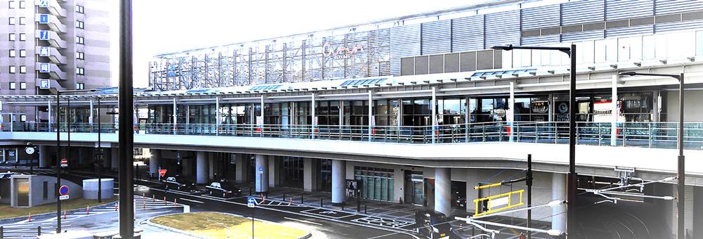 高岡駅 約200m(徒歩3分)※1